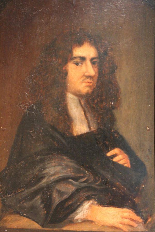 frans schilderij edelman ca 1700