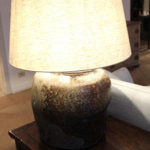 grote lamp aardwerk