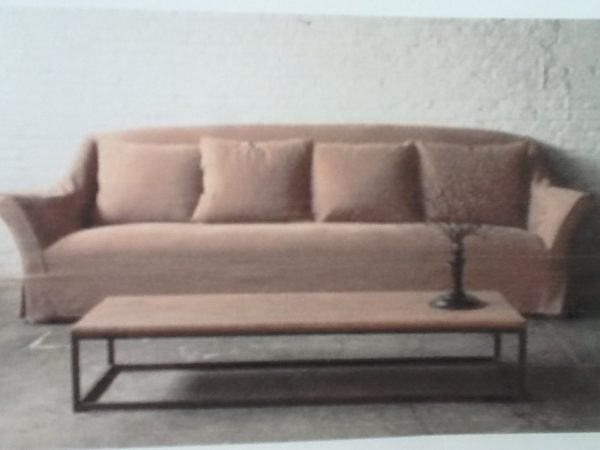 large sofa 270cm with loose cover in any colour you want