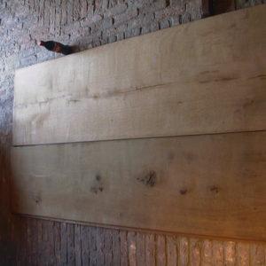 very large oak castle floor 60 large x 500cm long !! very nice patina